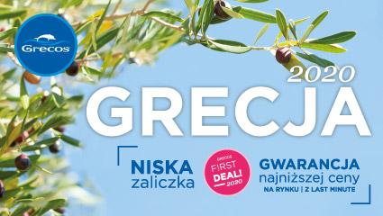 Promocja Grecos